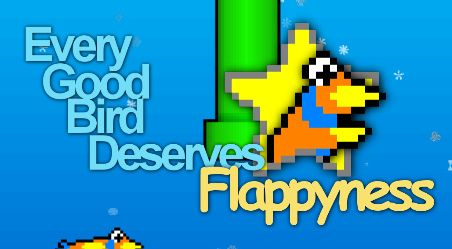 Every Good Bird Deserves Flappyness game