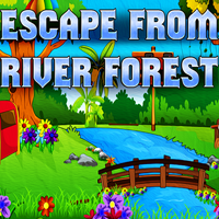 play Escape From River Forest