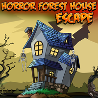 play Horror Forest House Escape
