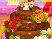 Wedding Chocolate Cake game