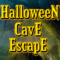 play Halloween Cave Escape