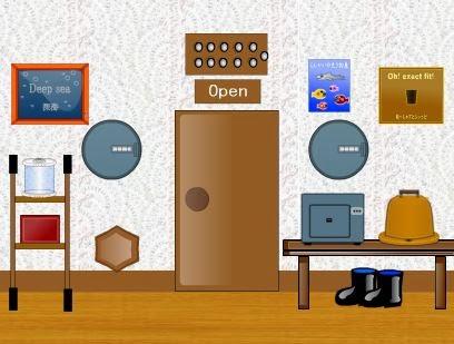 play Button Escape 25