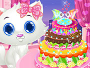 Kitty Cake Maker game