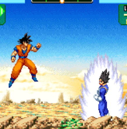 play Dragon Ball Z – Supersonic Warriors