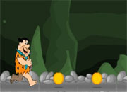 play Fred Flinstones Run