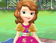 play Sofia The First Picnic