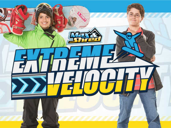 Max & Shred: Extreme Velocity game