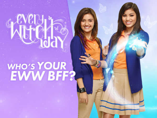 Every Witch Way: Who'S Your Eww Bff? game