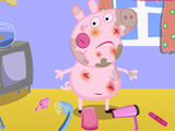 Peppa Pig Care game