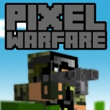 Pixel warfare 3d games