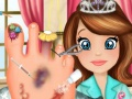 play Sofia The First Foot Doctor