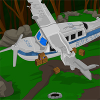 play Crash Plane Escape