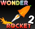 Wonder Rocket 2 Halloween game