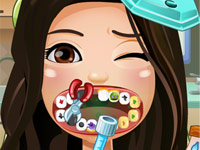 play Icarly Dentist Kissing