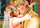 Anna Wedding Kiss game