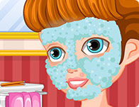 play Frozen Anna'S Make-Up Look