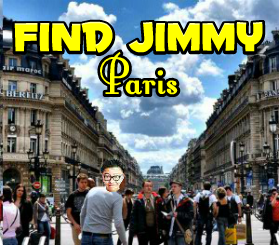 play Find Jimmy Paris
