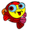 Happy Fish Coloring game