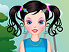 Cute Little Girl Makeover game