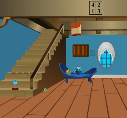 play Comical Room Escape