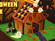 Candy Halloween House game