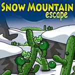 Snow Mountain Escape game