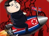 Leader Kim Jong-Un game
