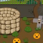 play Scary Halloween House Escape 1