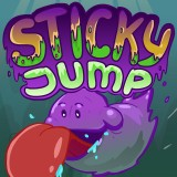 Sticky Jump game