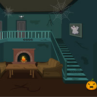 play Scary Halloween House Escape 2