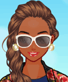 Fashion Blogger Make Up And Dress Up game