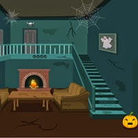 Wow Scary Halloween House Escape 2 game