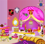 play Princess Room Objects
