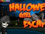 play Halloween Girl Escape