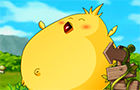 Happy Fat Chicken game