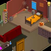 play Cutaway Halloween Escape