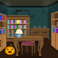 play Scary Halloween House Escape 3