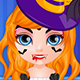 Baby Barbie Trick Or Treat game