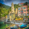 Amalfi Jigsaw game