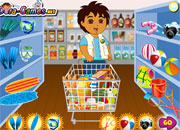 Diego Shopping game