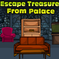 play Escape Treasure From Palace