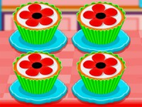 Sweet Poppy Cupcakes game