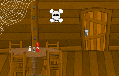 Pirate Ship Survival game