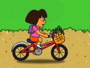 play Dora Flower Rush