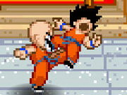 play Dragon Ball Fighting 1.8 Invincible
