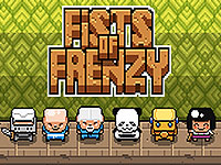 Fists Of Frenzy game