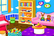 play Baby Room Clean Up 2