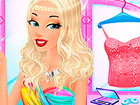 Beautiful Spring Princess Makeover game