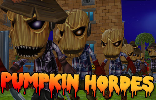 Pumpkin Hordes game