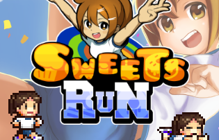 Sweets Run game